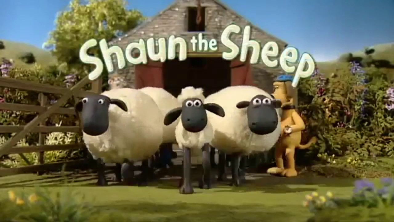 NEW Shaun The Sheep Full Episodes Best Cartoon for kids ...