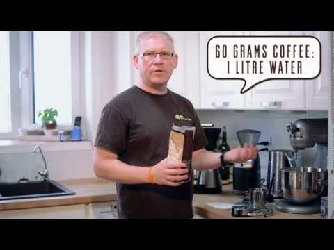 How to Brew Coffee Using a Drip Brewer  Becoming a Coffee Connoisseur part 5