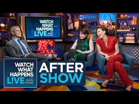 After : Maggie Gyllenhaal On Steve Bannon's Views  WWHL