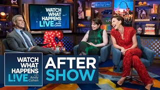 After Show: Maggie Gyllenhaal On Steve Bannon's Views | WWHL