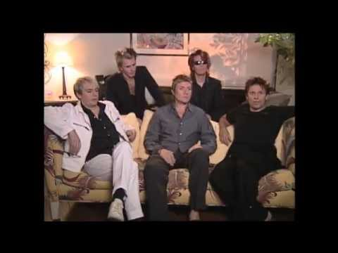 Duran Duran interview 2003
