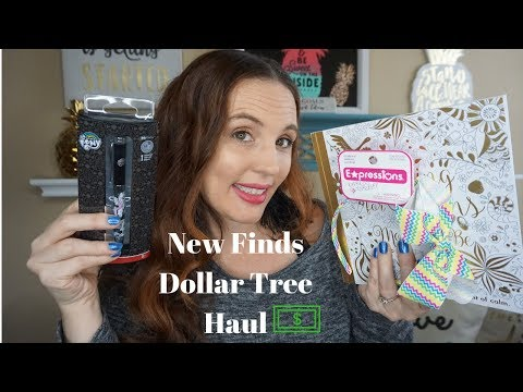Dollar tree haul January 19 2019 Cool finds this week