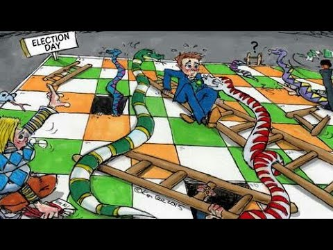 Snakes And Ladders Real 3D Game Player  V/S Computer  In Android Mobile