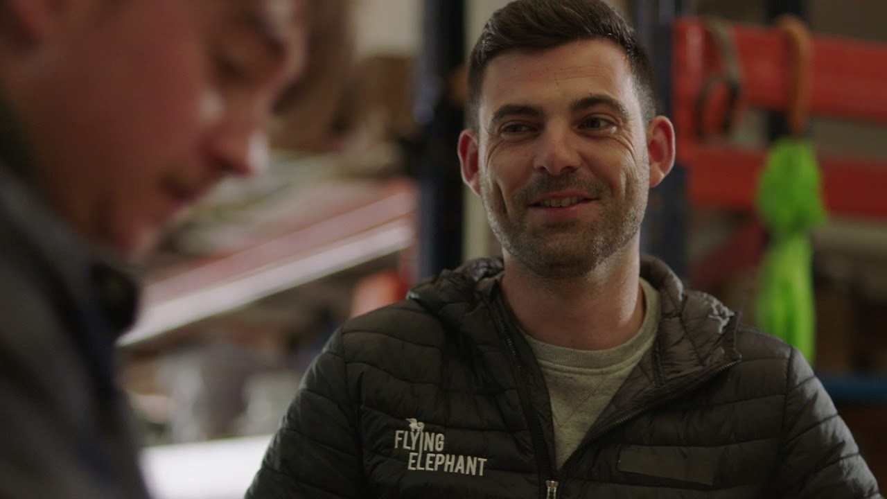 Vodafone Business – Stories of Resilience | Flying Elephant, Tallaght