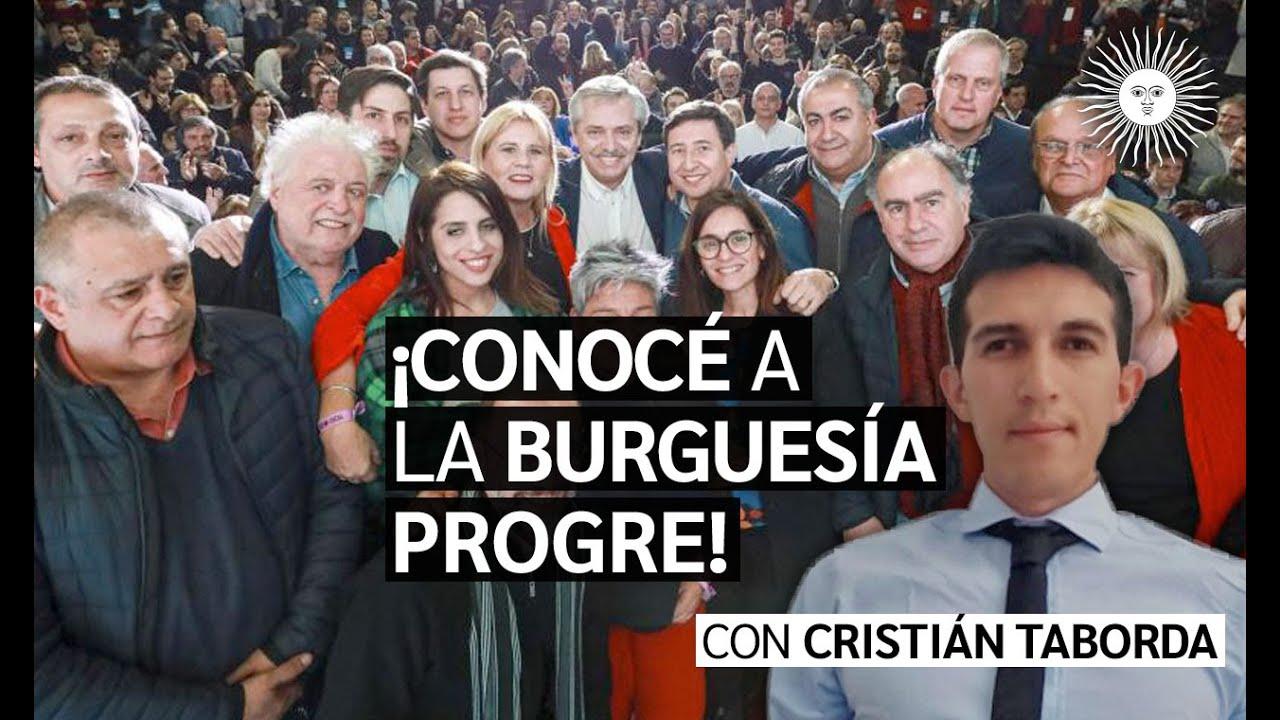 Enterate ACÁ como el PROGRESISMO BURGUES actúa | Modelo del NUEVO ORDEN MUNDIAL [¡COMPARTE!]