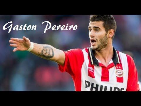ᴴᴰ Gastón Pereiro • Goals & Skills • PSV • 2015/16