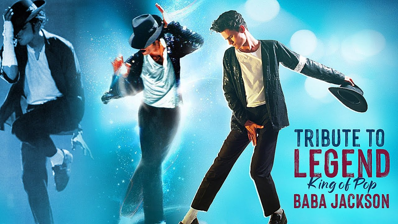 Tribute to Legend | King of Pop | Baba Jackson