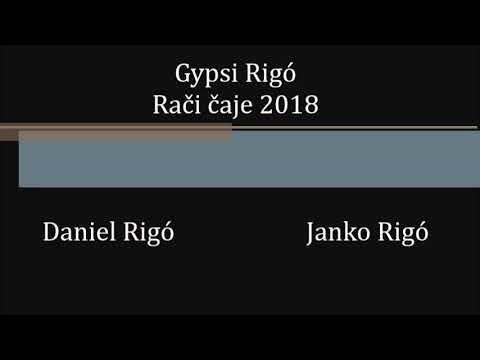 Gypsi Rigó Rači čaje 2018