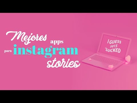 TOP 5 MEJORES APPS PARA INSTAGRAM STORIES | Daily Vintage