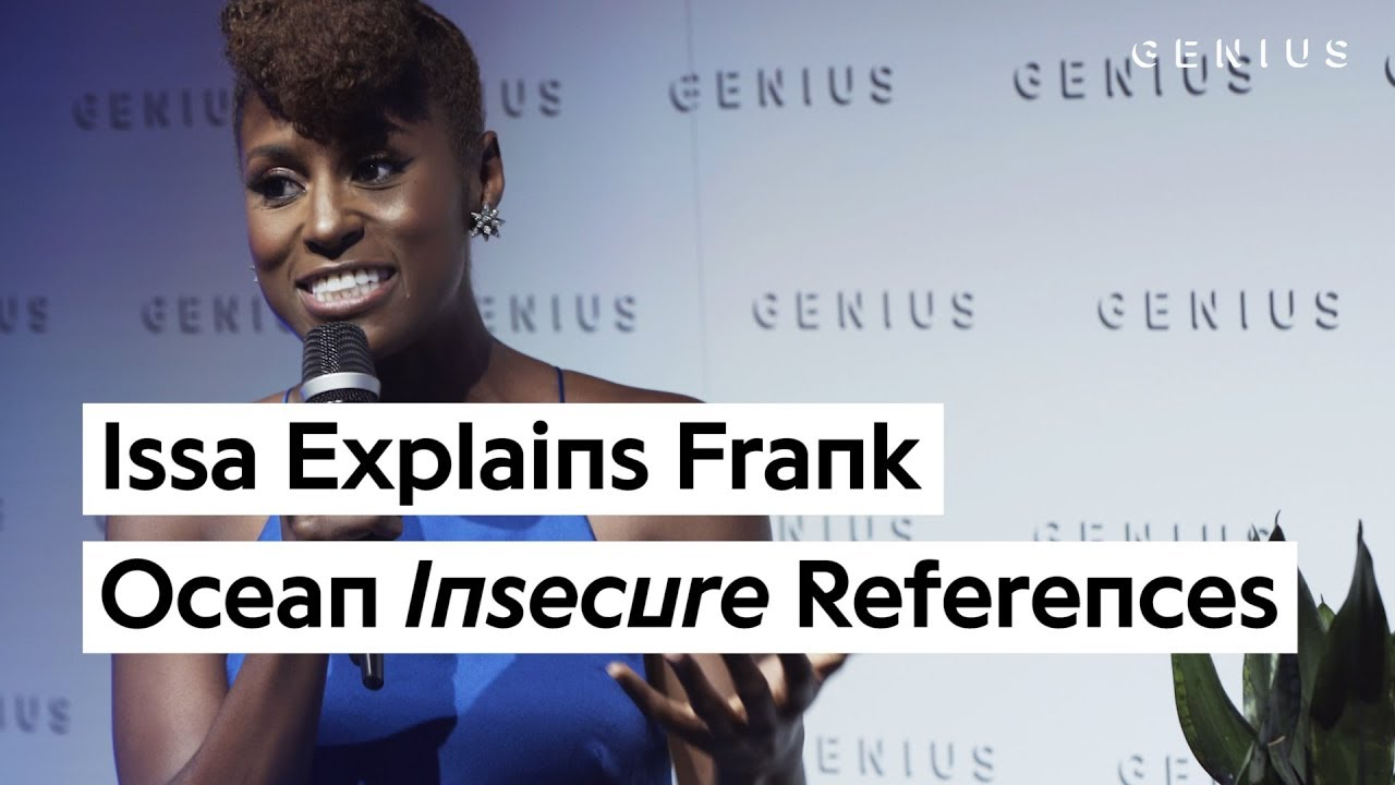 Issa Rae Explains The Frank Ocean References In Season Two Of 'Insecure'