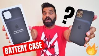 Apple iPhone 11 Pro Max Smart Battery Case - Costly BUT Convenient!!!🔥🔥🔥