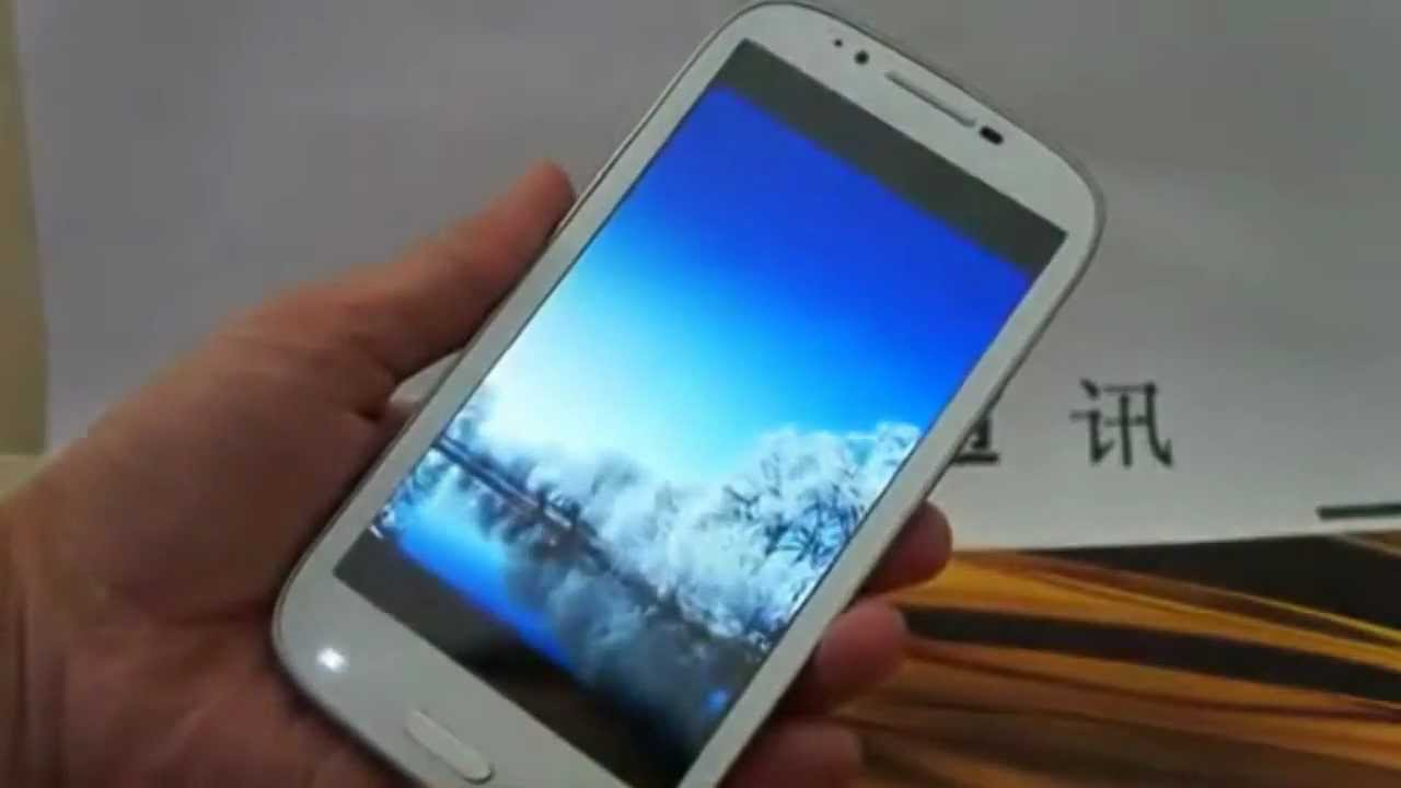 Samsung Galaxy Note 2 Clone/Alternative - Star N9330