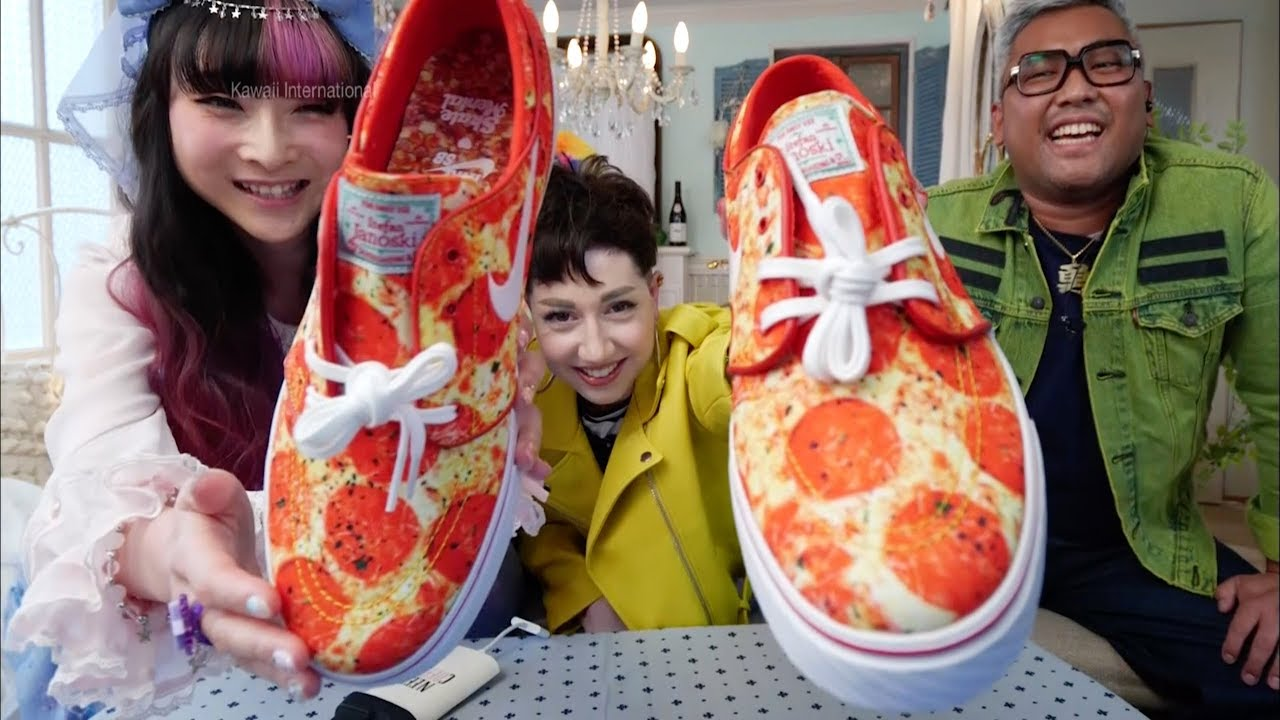 Photo of Tokyo Sneaker Heads: What's On The Street – video