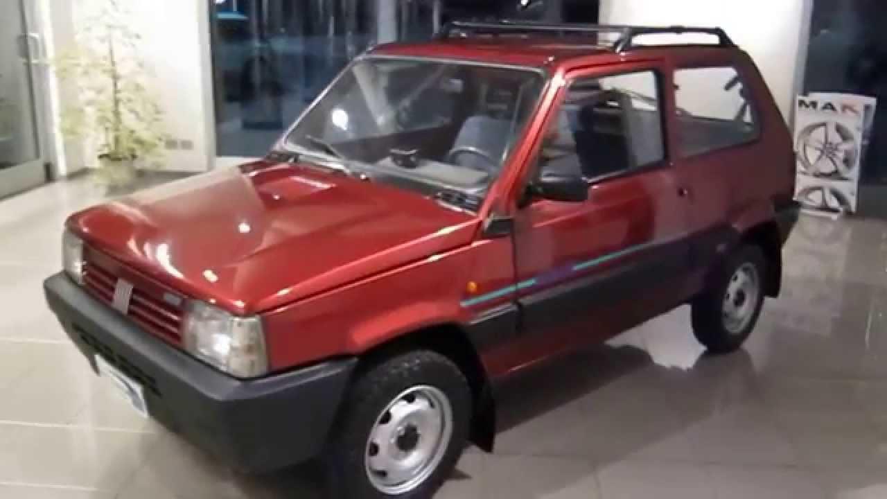 Fiat panda 4x4 serie speciale country club pari al nuov for Immagini panda 4x4