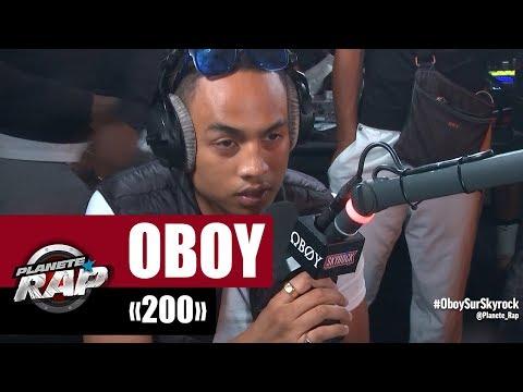Youtube: Oboy«200» #PlanèteRap