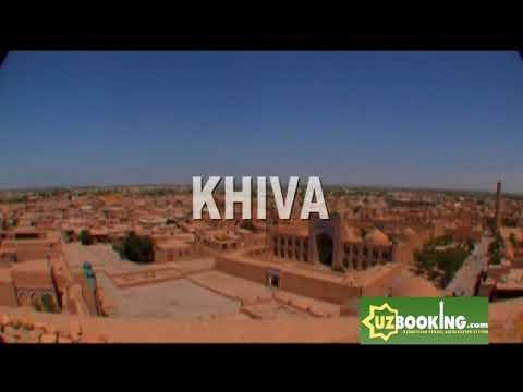 Video About Uzbekistan | V.I.P. Travels