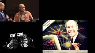 DEF CON 23 - Young and Rikansrud - Security Necromancy : Further Adventures in Mainframe Hacking