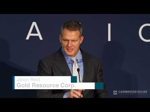 Targeting 100% Gold Production Increase and Higher Dividends - Jason Reid