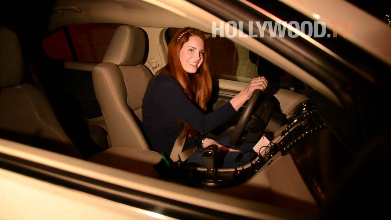 lana del rey leaving chateau marmont hollywoodtv youtube