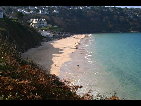 Places to see in ( St Ives - UK ) Carbis Bay Beach