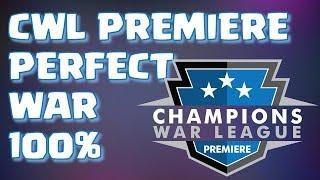 CWL PREMIERE - PERFECT WAR RECAP - SJONNIES VS DREAMSTEALERS | Mister Clash