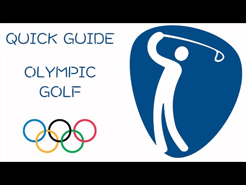Quick Guide to Olympic Golf