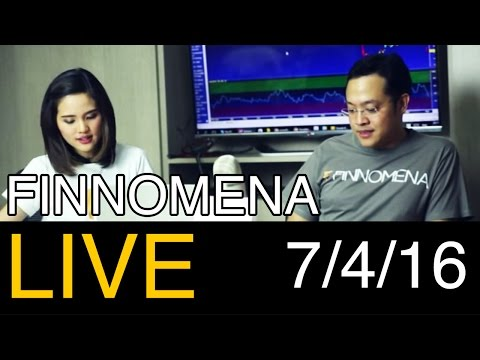 Finnomena Live: SET ลงหนัก, ผลประชุม Fed, ลดดอกเบี้ยเงินกู้, AIS ขอซื้อคลื่น - 7 เม.ย. 59