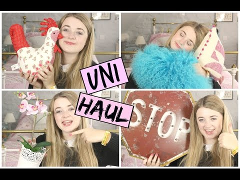Uni Haul // Ikea, Tiger, TkMax and Oliver Bonas | Emily Steele