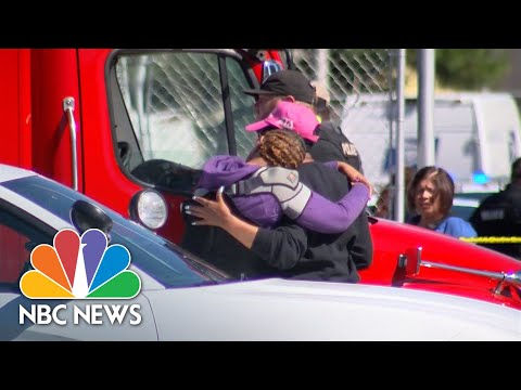 Community Shaken After 3 People Killed, Including Gunman, At Memphis Postal Center