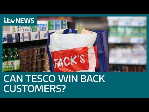 Can Jack's Win Back The Customers Tesco Lost To Aldi And Lidl? | ITV News