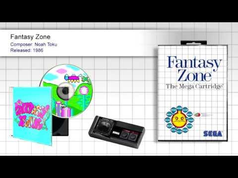 Fantasy Zone (Full OST) - SMS