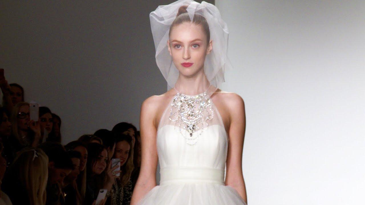 261d6513605 Amsale Fall 2014 Bridal - Backstage