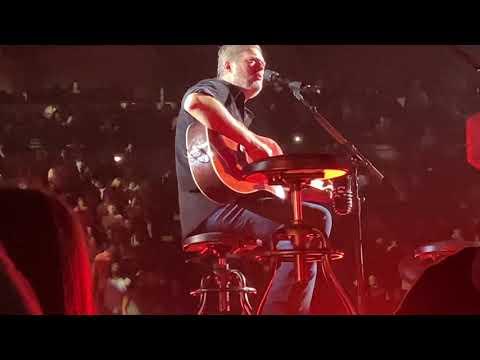 "Blake Shelton ""Austin"" Friends & Heroes Tour (Omaha, NE August 18, 2021)"