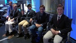 Kidsday reporters crash 'The Five'