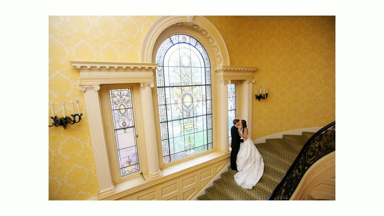 a wedding at sleepy hollow country club