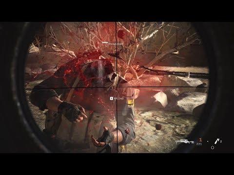 Call of Duty Modern Warfare - Death Highway - Brutal Sniper Mission Gameplay - PC RTX 2080 Showcase