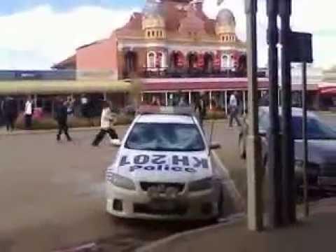 """Kalgoorlie """"Riots"""" 30-08-2016"""