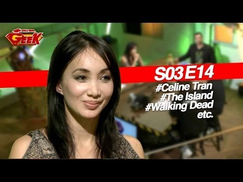 + OU – GEEK #S03E14 – Céline Tran (ex-Katsuni)