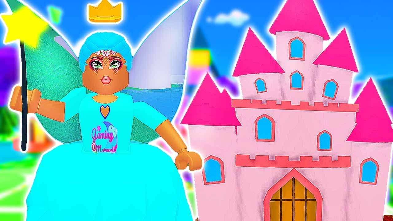 I Bought A Castle In Roblox First Day Of School