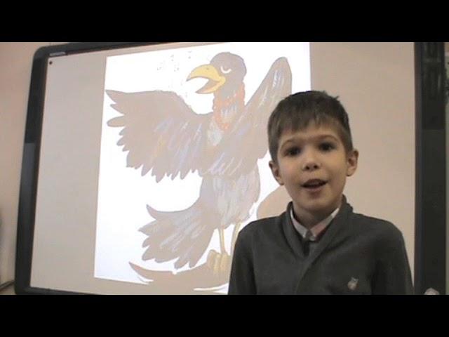 Изображение предпросмотра прочтения – ДмитрийАвцынов читает произведение «Ворона» А.А.Блока