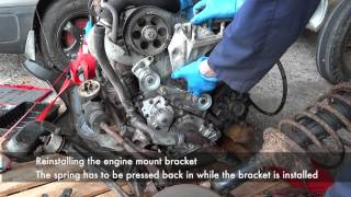 Peugeot/Citroen XUD Timing Belt Replacement