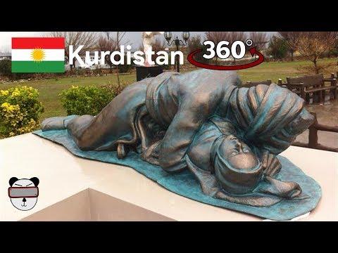 360° Halabja Monument & Peace Museum | Halabja, Iraqi Kurdistan