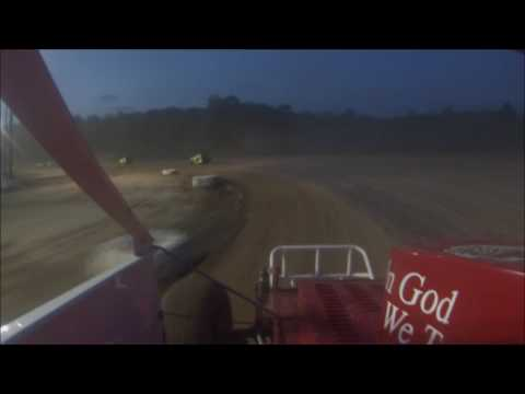 Albany Saratoga Speedway Feature 6/9/17