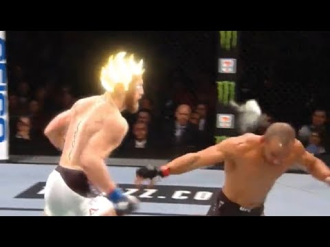 "AMAZING "" God Mode "" FX Effects in UFC and MMA #1"