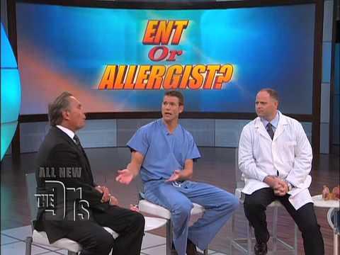 ENT or Allergist Medical Course