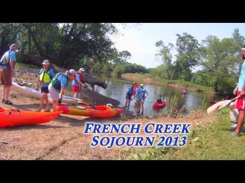 French Creek Sojuorn 2013