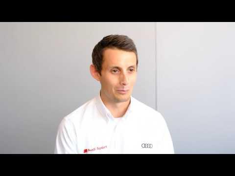 2016 WEC 6 Hours of Nurburgring - Oliver Jarvis interview