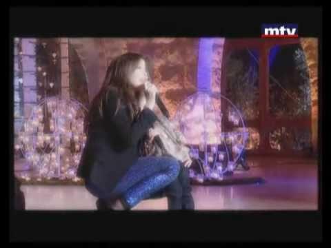 Nancy Ajram - Ya Rabi - MTV's Mother Day Special 2011