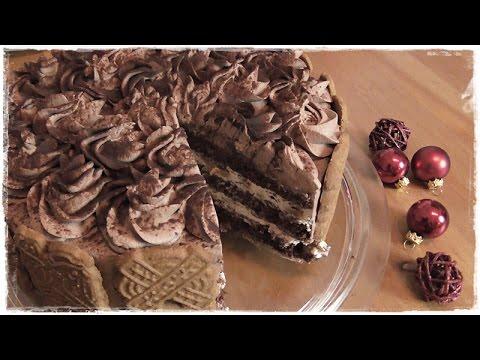 Schoko sahne torte rezept mit gelatine
