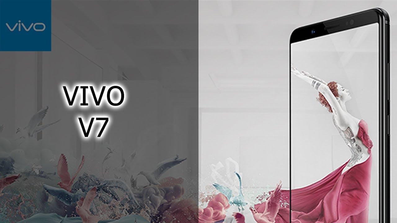 Vivo в России! Обзор Vivo V7+ с экраном 18:9 и Snapdragon 450 .